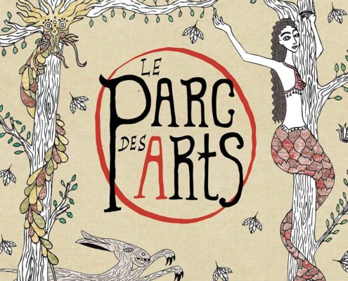 Parc des Arts - Lise Iris