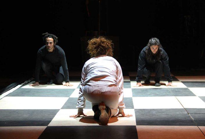 Échecs et mâts, Cie La Fabrique des Petites Utopies - Lise Iris